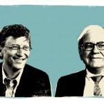 3 cosas que Bill Gates aprendió de Warren Buffet