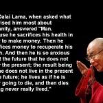 Consejo del Dalai Lama