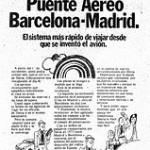 """Iberia, en """"Anecdotares"""", memorias de un publicista en los 70.Guillermo Ares."""