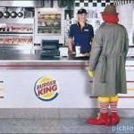Burger king regala big macs