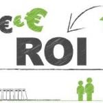 ROI , retorno de la inversión en marketing