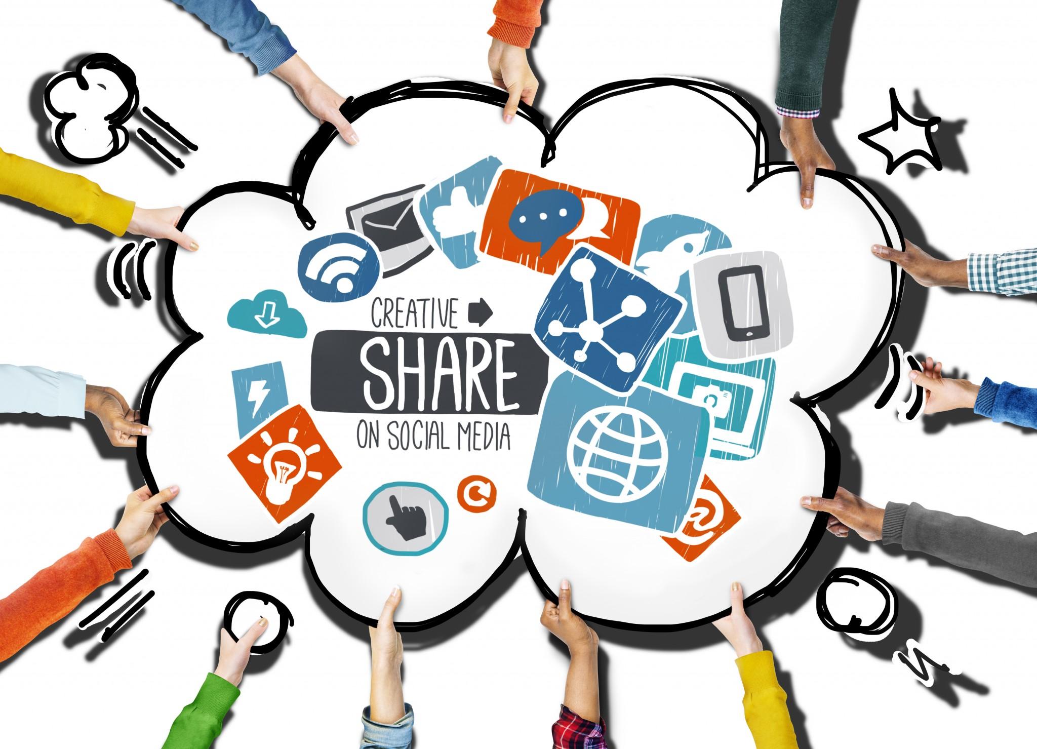 Las 10 ideas  que debe saber tu empresa de las redes sociales