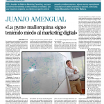 El marketing productivo, según juanjo Amengual