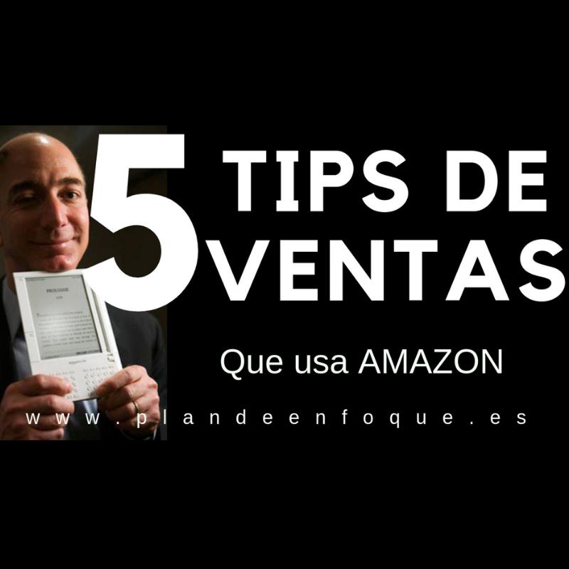 Los 5 trucos de psicología que ha usado Amazon para crecer