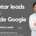 Cómo conseguir datos de empresas que buscan en Google