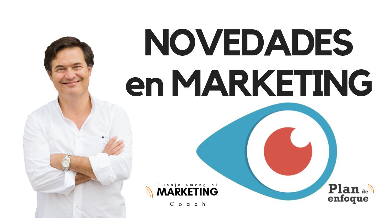 Novedades en Periscope y más marketing
