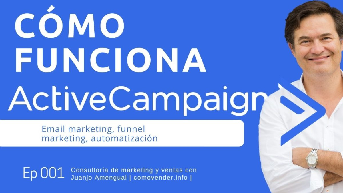 Cómo usar Active Campaign , automatización de marketing