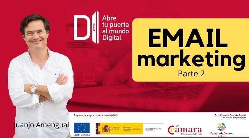 Curso de  EMAIL marketing / Parte 2